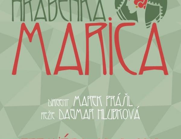 Hraběnka Marica v Opavě