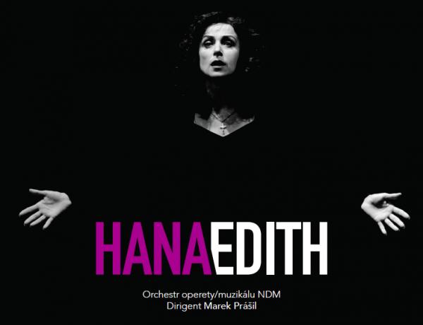Nové CD HANA/EDITH